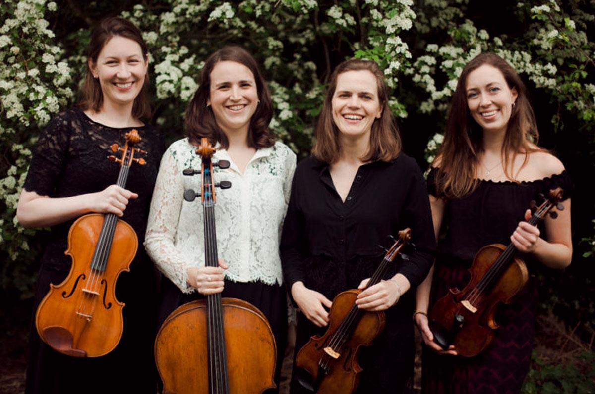 Eusebius Quartet - Musicalis Daunia
