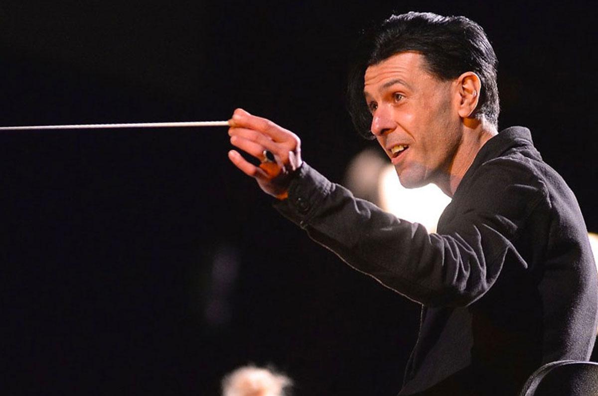 Ezio Bosso e Orchestra Sinfonica Metropolitana di Bari