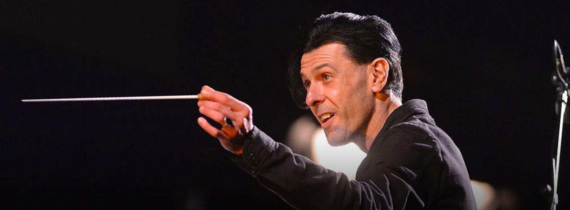 Lecce: Ezio Bosso e Orchestra Sinfonica Metropolitana di Bari