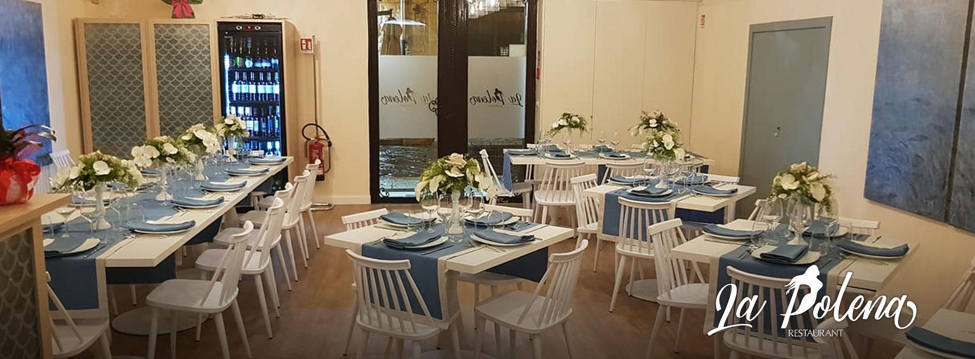 La Polena Restaurant Barletta