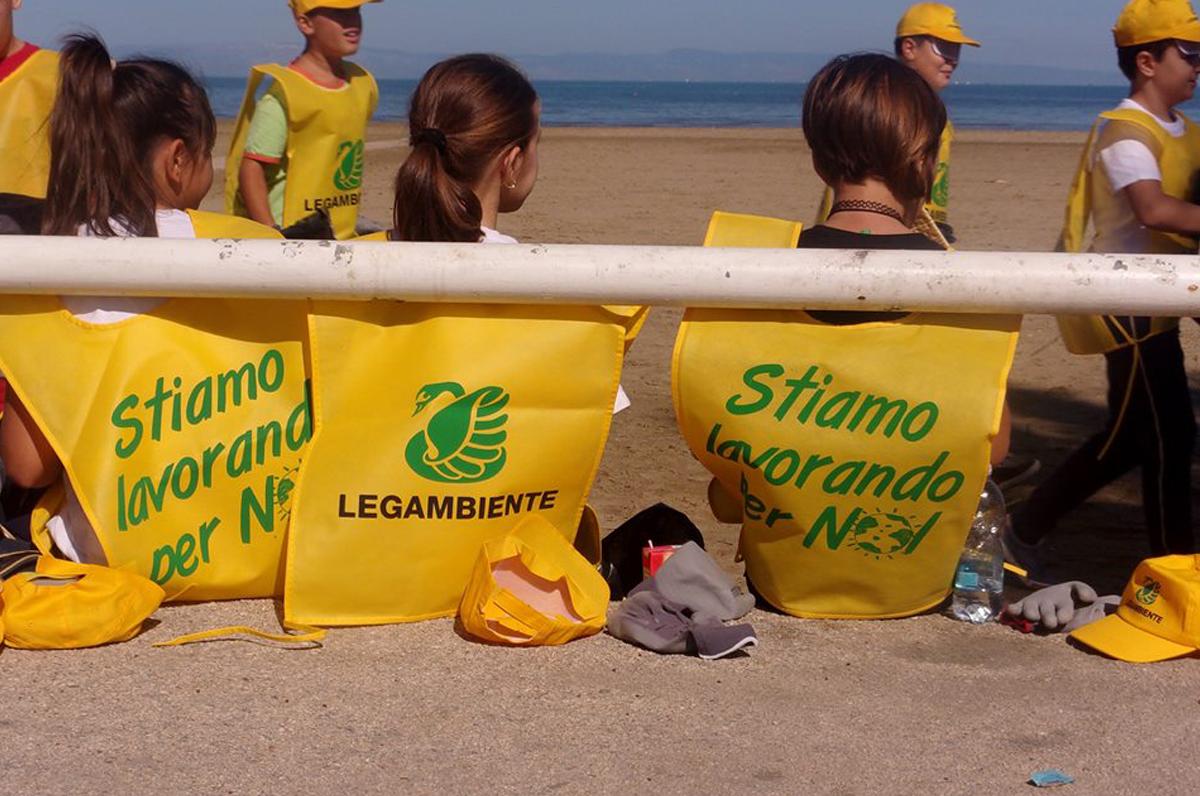 Clean Sea Life, Legambiente per pulire il mare di Trani e Barletta