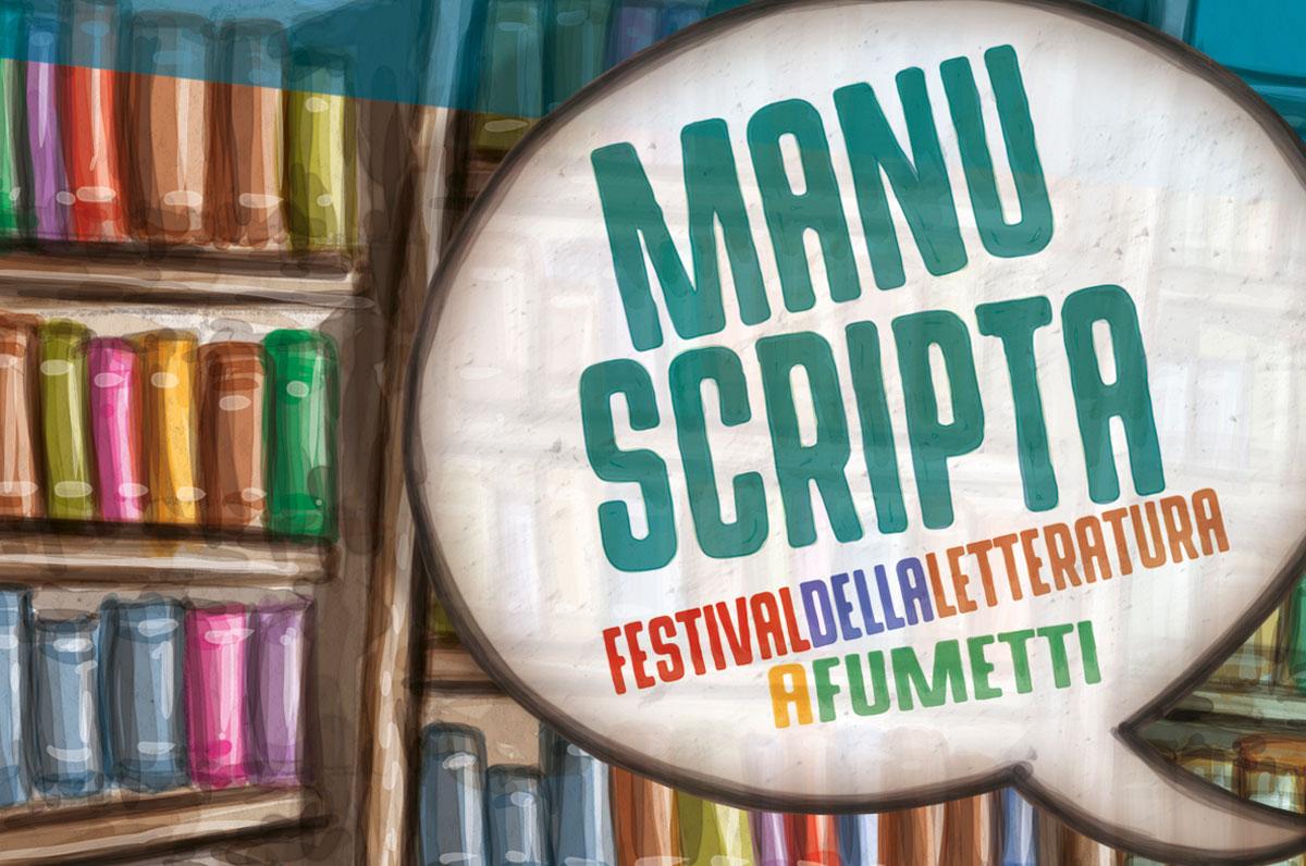 Manuscripta - Festival della letteratura a fumetti