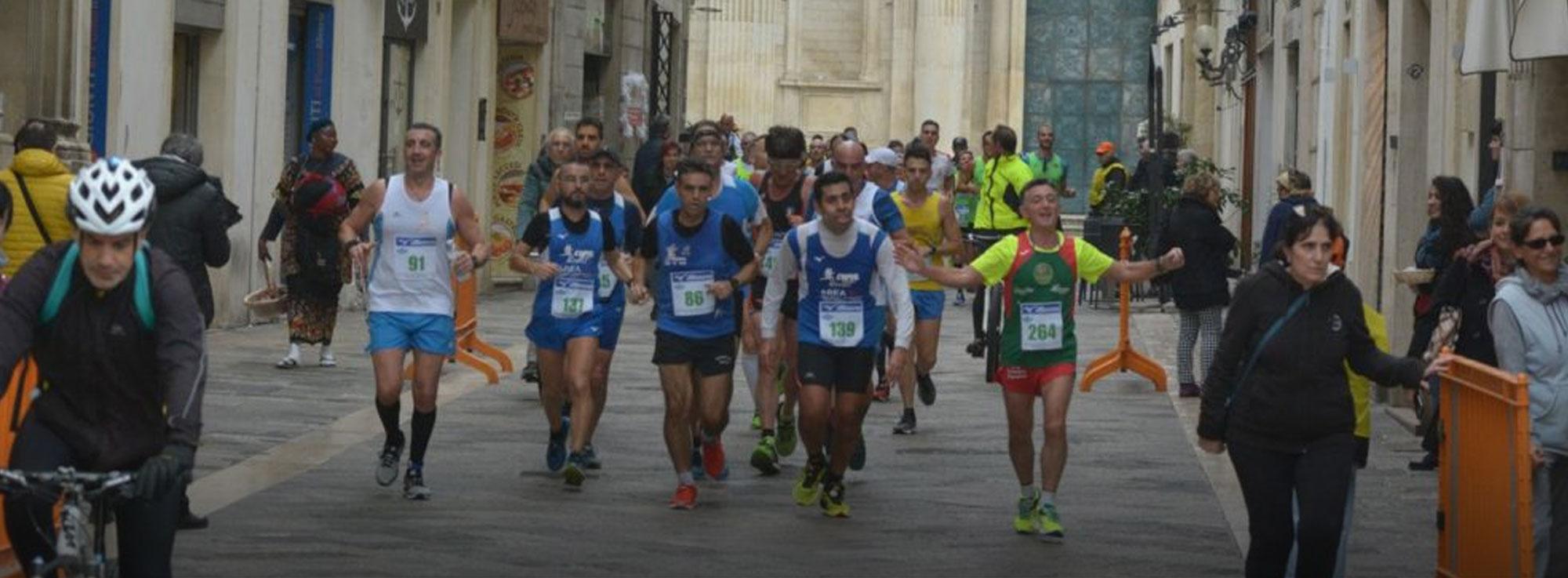 Lecce: Maratona del Barocco