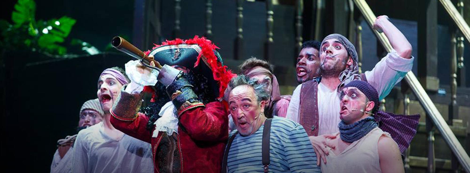Bari: Peter Pan il musical