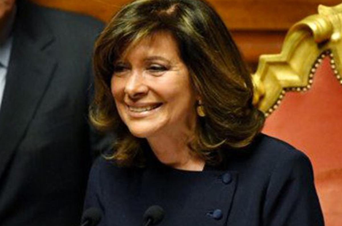 Presidente del Senato Casellati a Bari per la Giornata dell'Unità nazionale