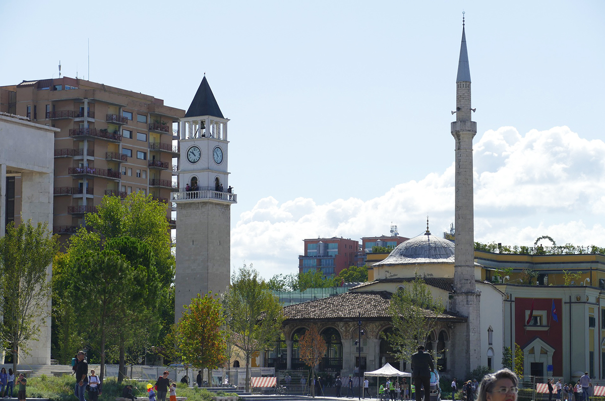 Regione Puglia, inaugurata una nuova sede nel cuore dell'Albania