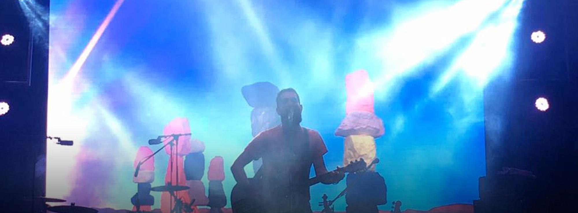 Bari: Le luci della centrale elettrica tour teatrale 2008/2018