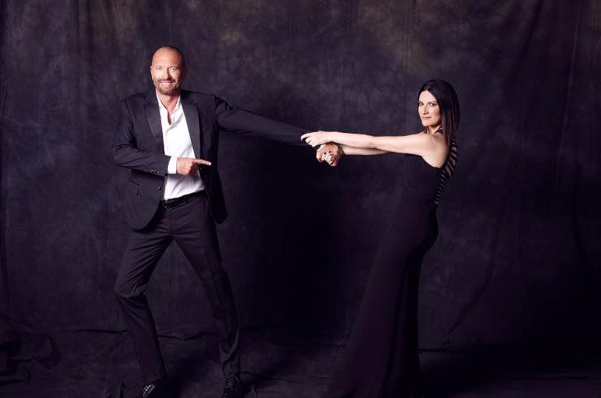 """""""Il coraggio di andare"""", il tour di Laura Pausini e Biagio Antonacci a Bari"""