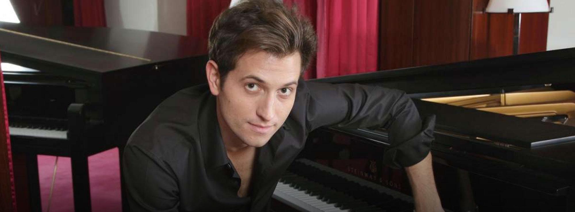 Foggia: Giordano in Jazz - Peter Cincotti
