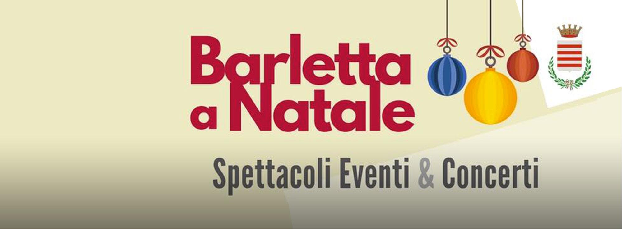 Barletta: Natale a Barletta