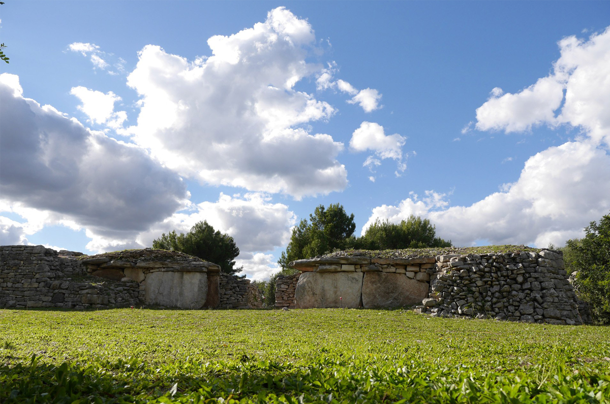 Dolmen di S. Silvestro a Giovinazzo, una costruzione dell'età del Bronzo