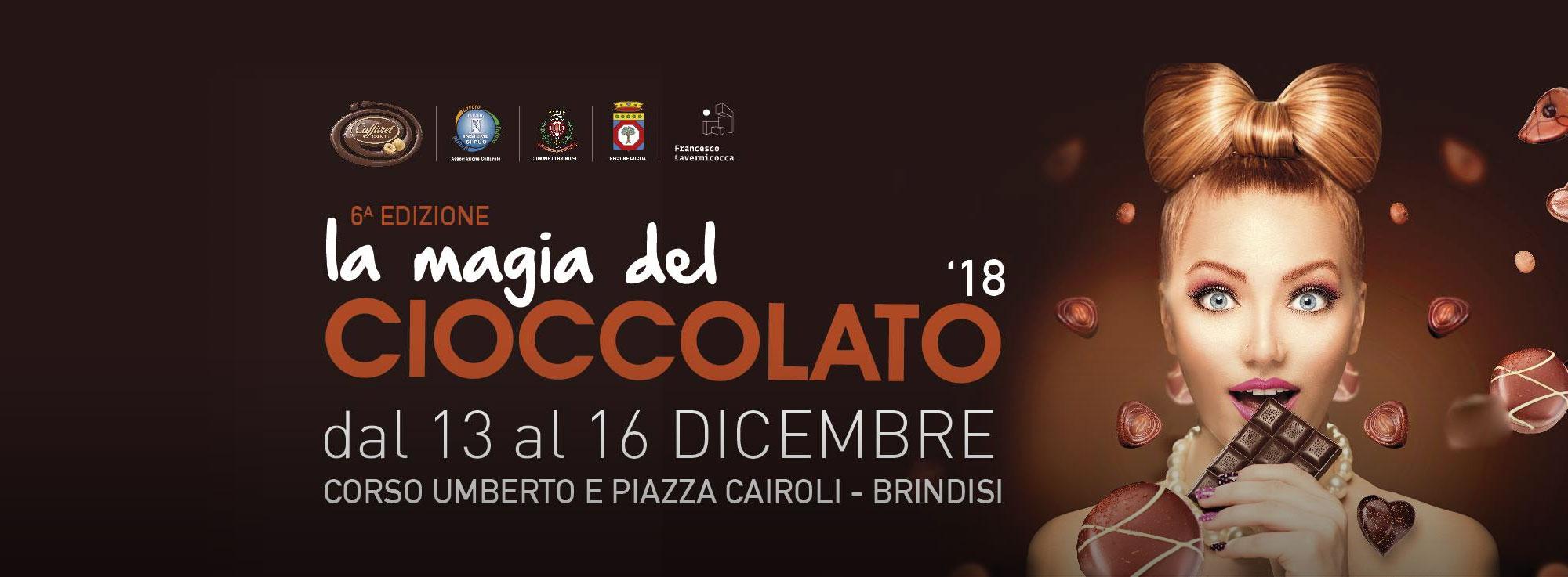 Brindisi: La Magia del Cioccolato