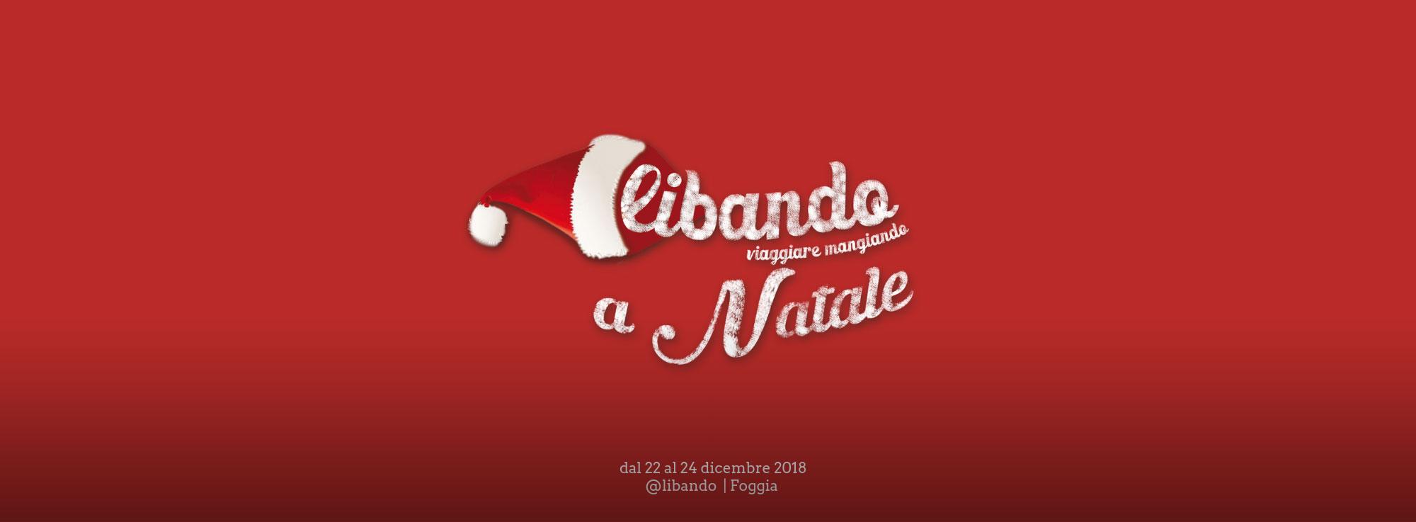 Foggia: Libando a Natale