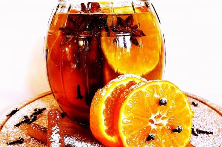 Liquore al mandarino, perfetto digestivo per chiudere i pasti
