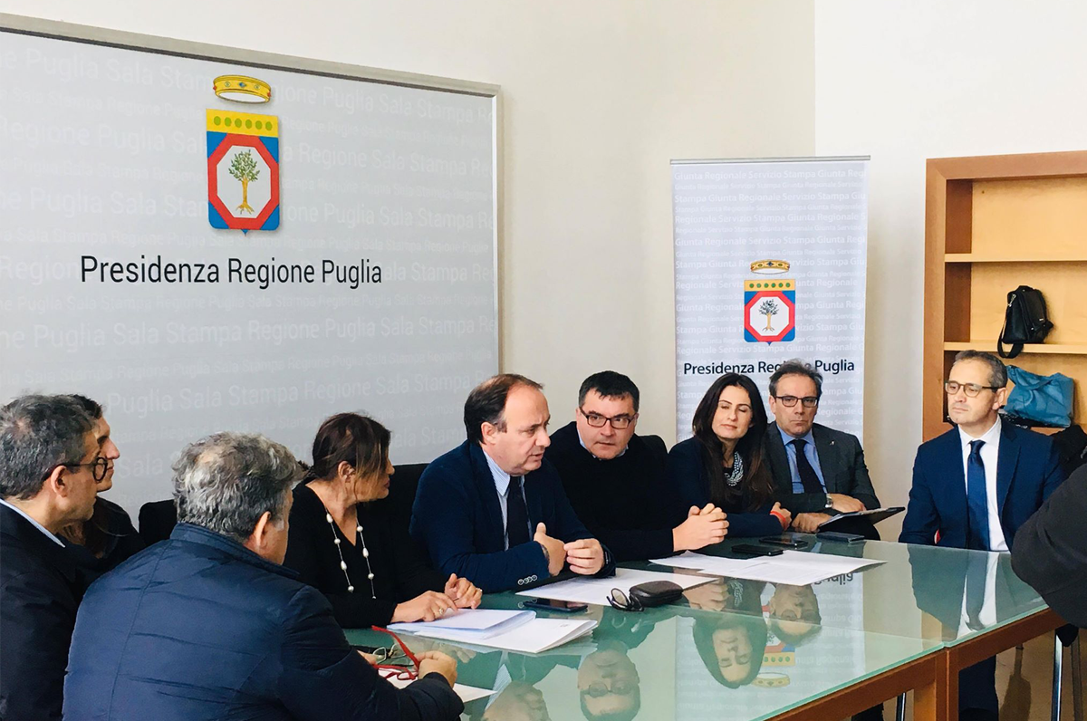 Poli innovativi per l'infanzia a Bari, Altamura e Capurso