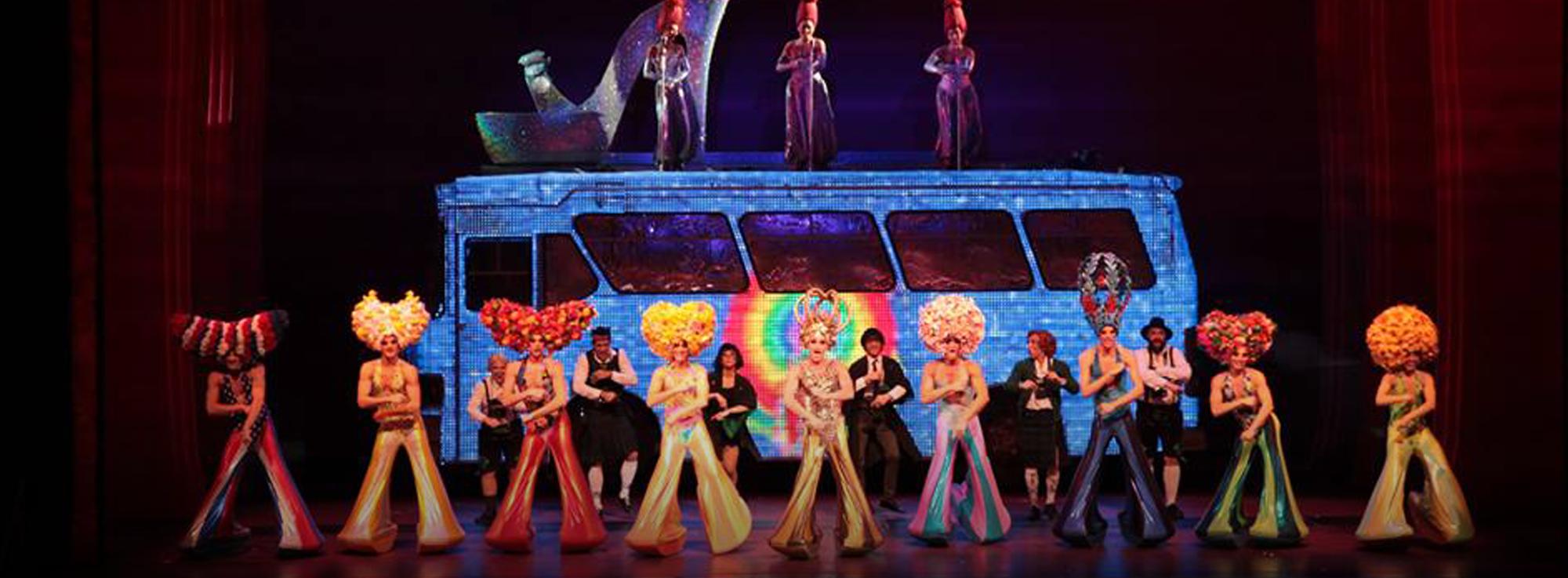 Bari: Priscilla, la regina del deserto, il musical