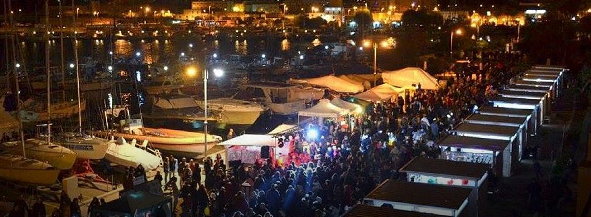 Taranto: Villaggio di Babbo Natale... sul mare