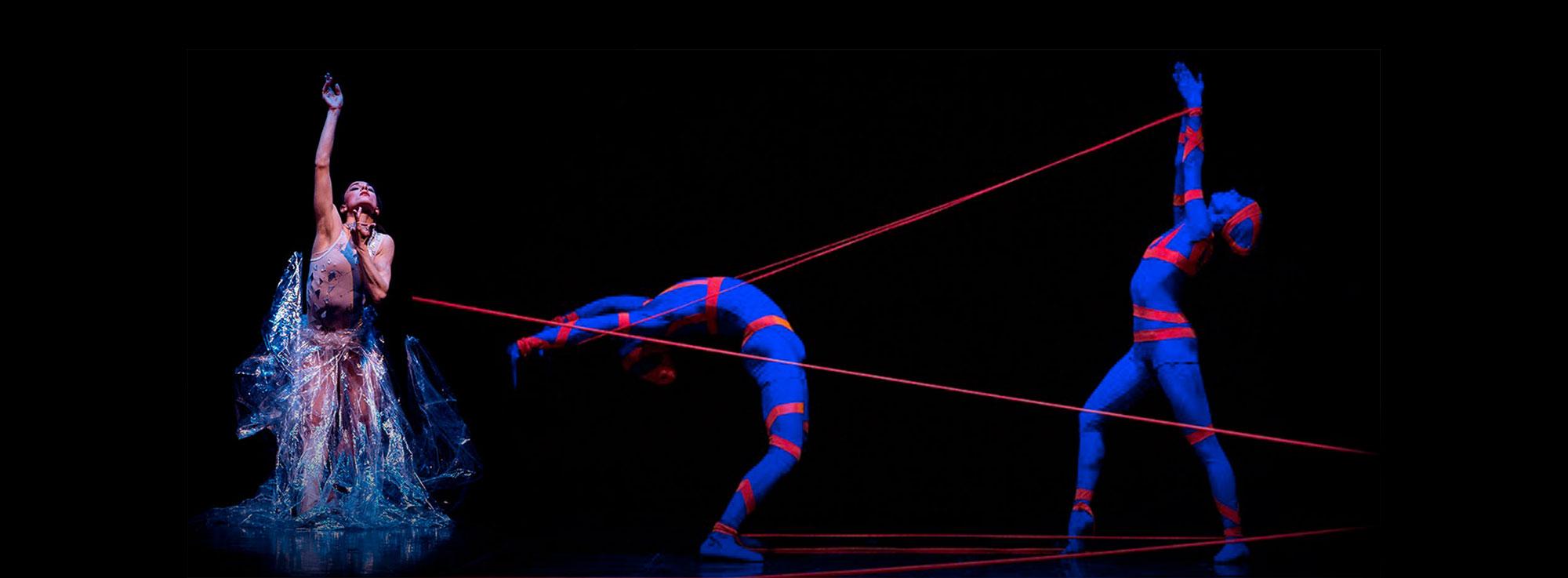 Fasano: Indaco e gli illusionisti della danza
