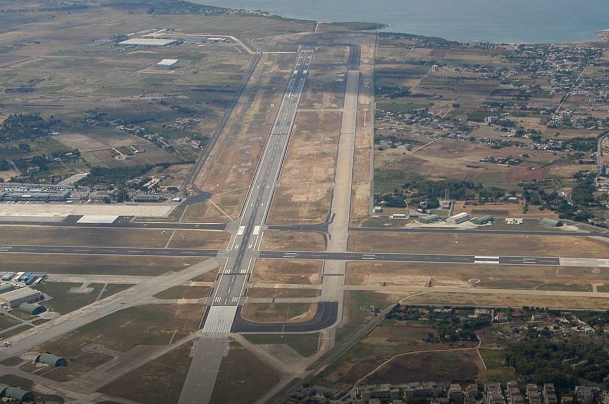 Aeroporto di Brindisi, grande incremento di viaggiatori