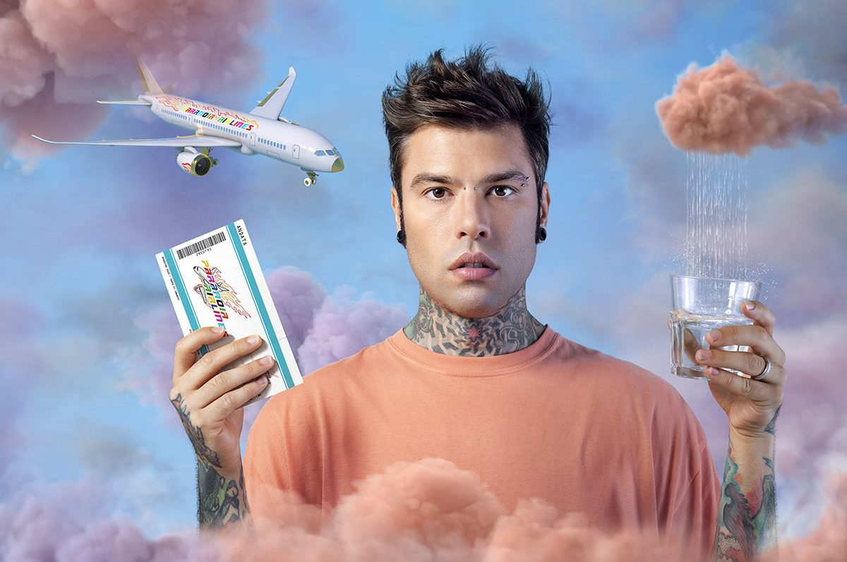 Fedez instore