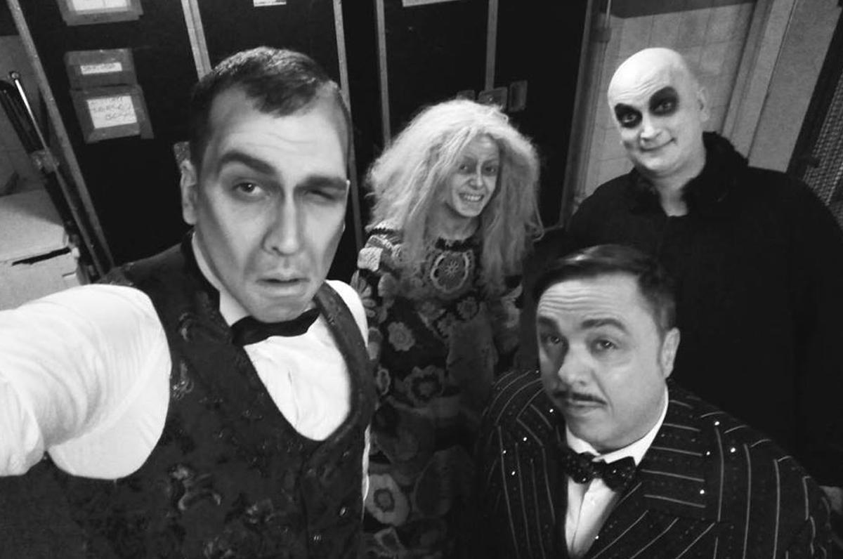 La famiglia Addams: la commedia musicale