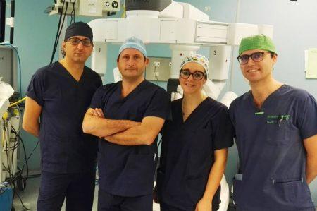 Miulli, ideata nuova tecnica per tumore al retto basso
