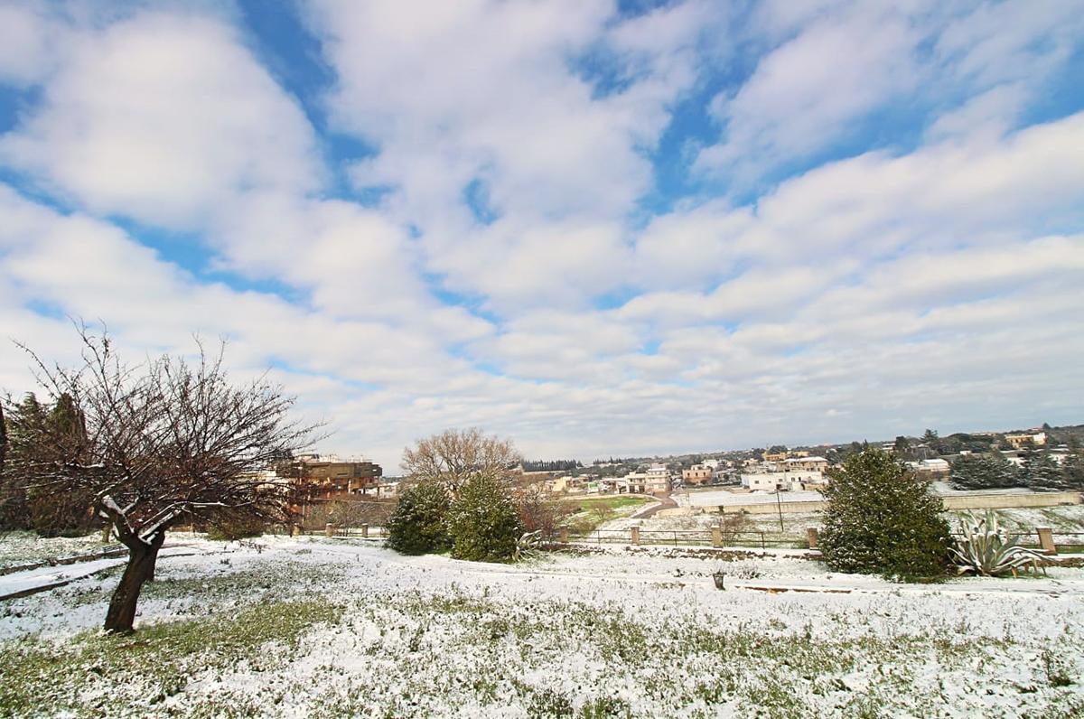 Neve in Puglia, 6 tra i posti imperdibili da visitare con questo meteo