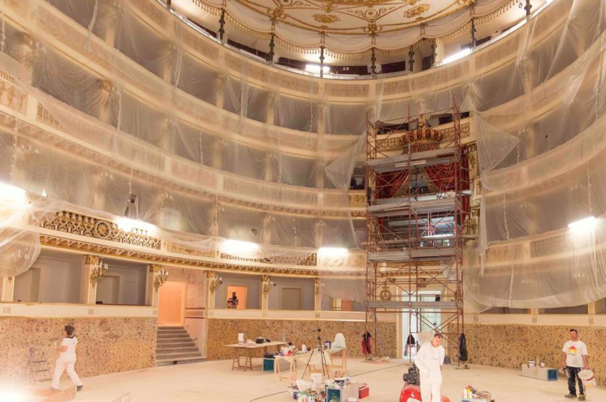 Piccinni di Bari, temporanea apertura al pubblico