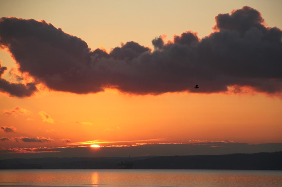 Sole alternato a nuvole nelle previsioni meteo della Puglia