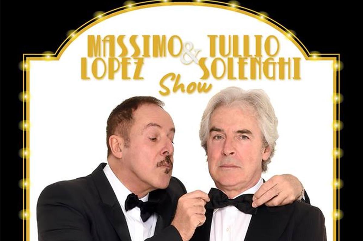 Massimo Lopez Tullio Solenghi Show