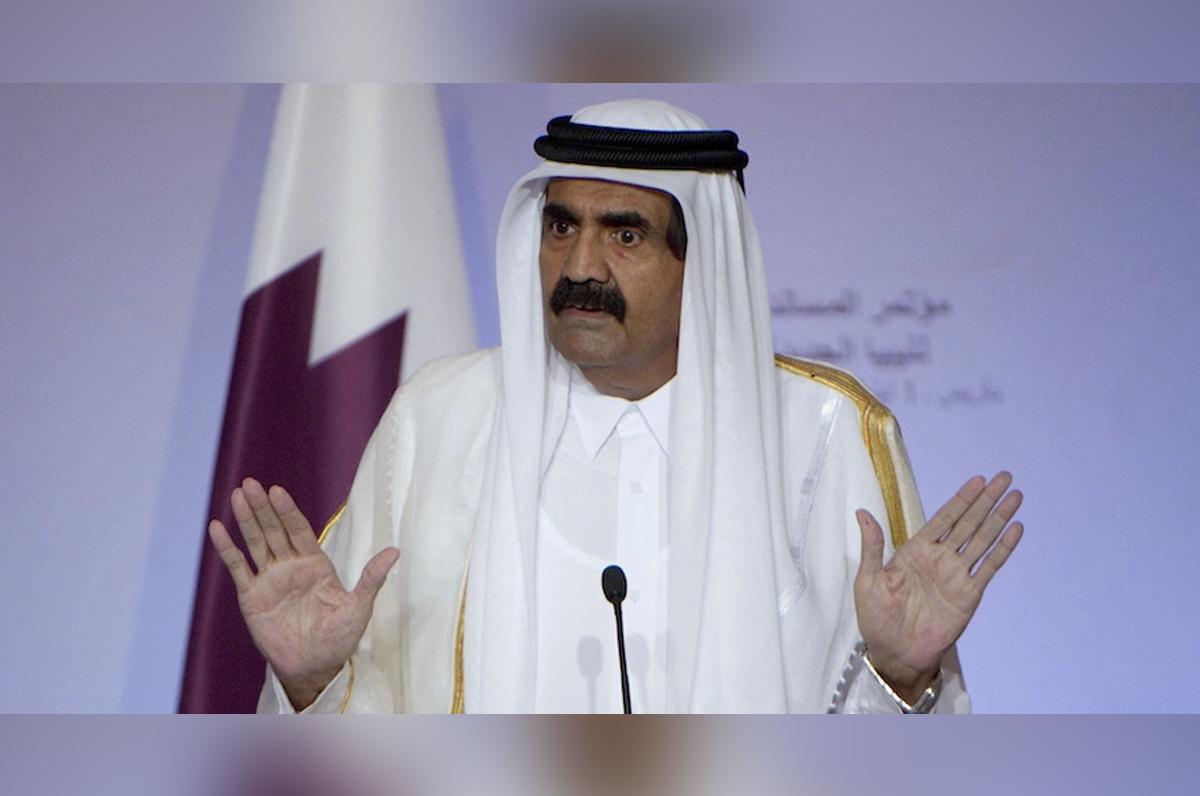 Nonna Teresa vola da Brindisi a Doha accolta dal magnate arabo Al Thani