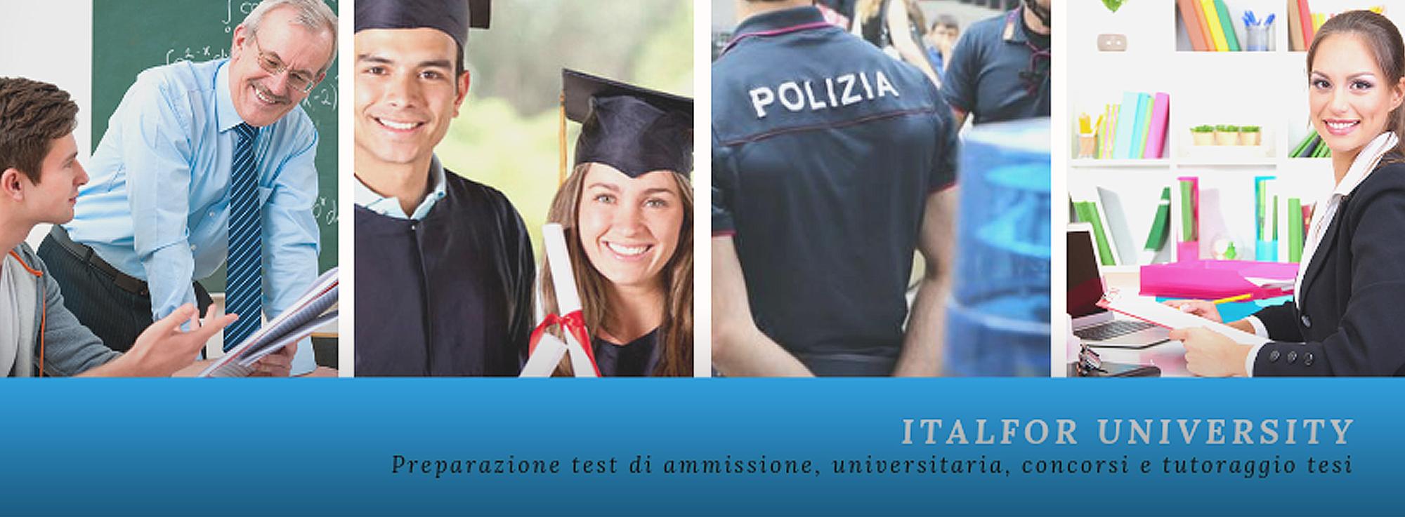 Italfor University Trani