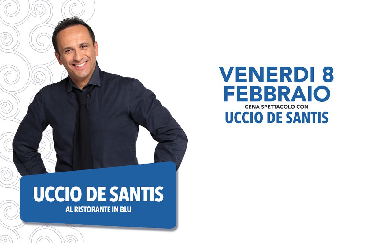 Uccio De Santis Al Vecchio Forno in Blu