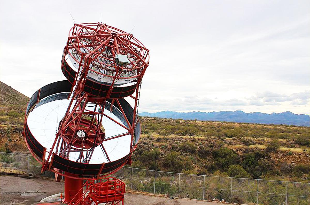 Uniba, telescopio a raggi a gamma andrà in Arizona