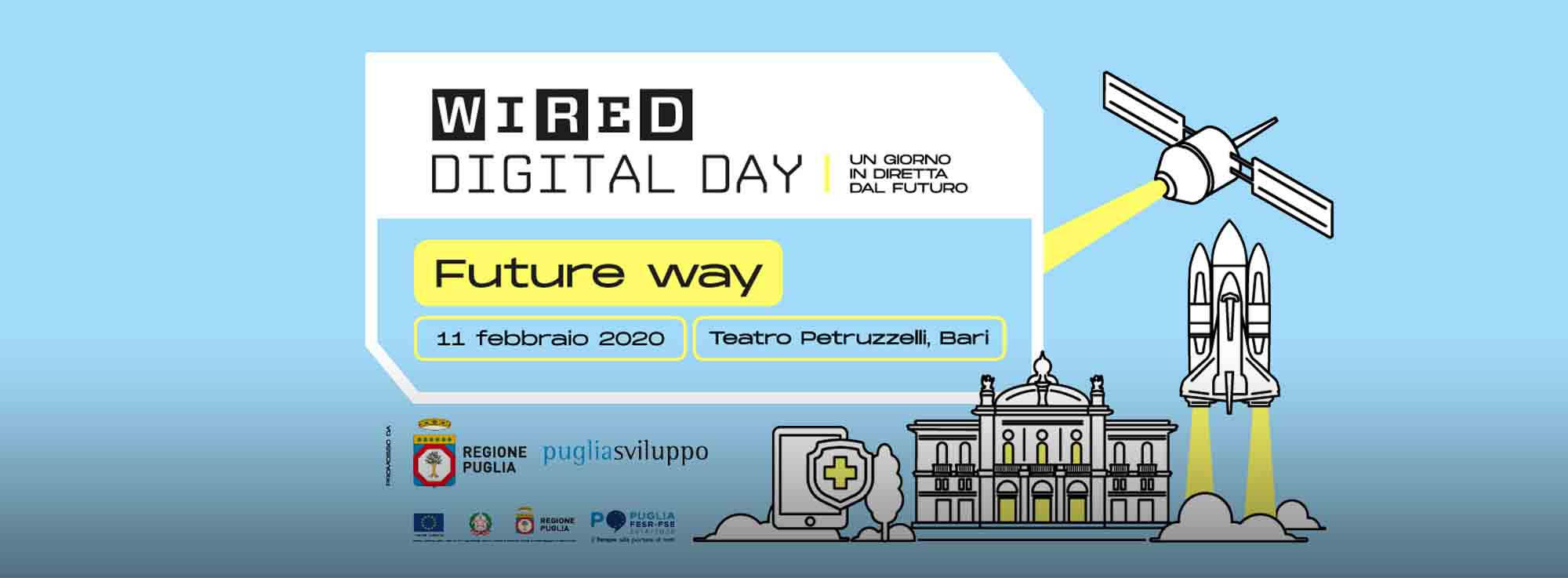 Bari: Wired Digital Day