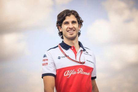 Antonio Giovinazzi, da Martina Franca alla Formula Uno