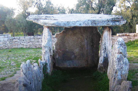 dolmen della chianca bisceglie