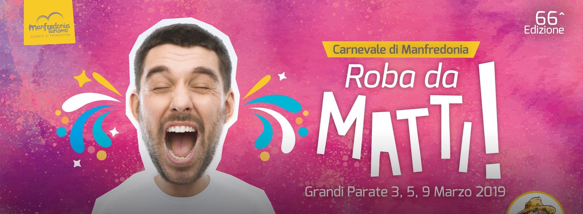 Manfredonia: 66° Carnevale di Manfredonia