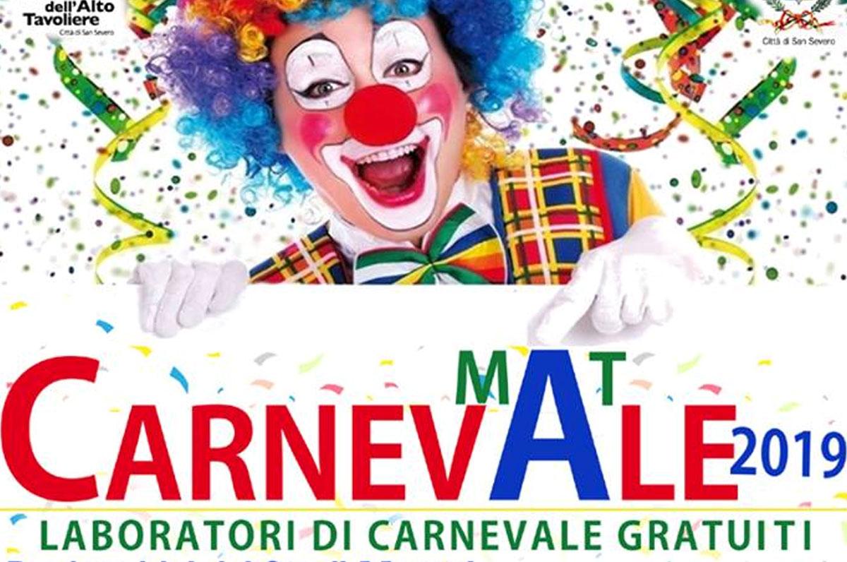 Carnevale al MAT