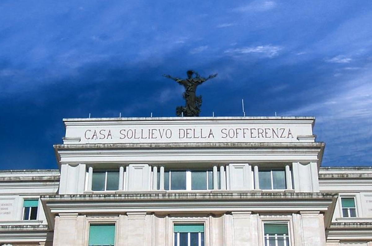 Mario Lo Conte, l'uomo 'risorto' ora a San Giovanni Rotondo