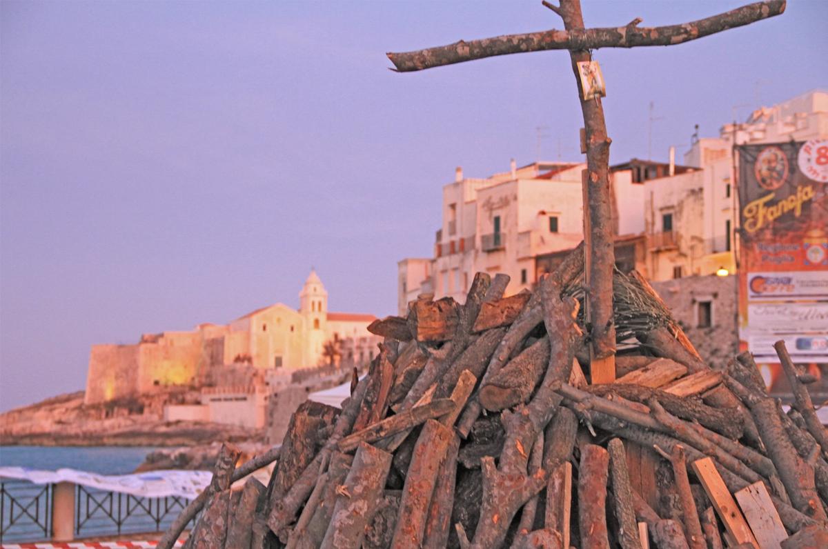 Fanoja di San Giuseppe di Vieste