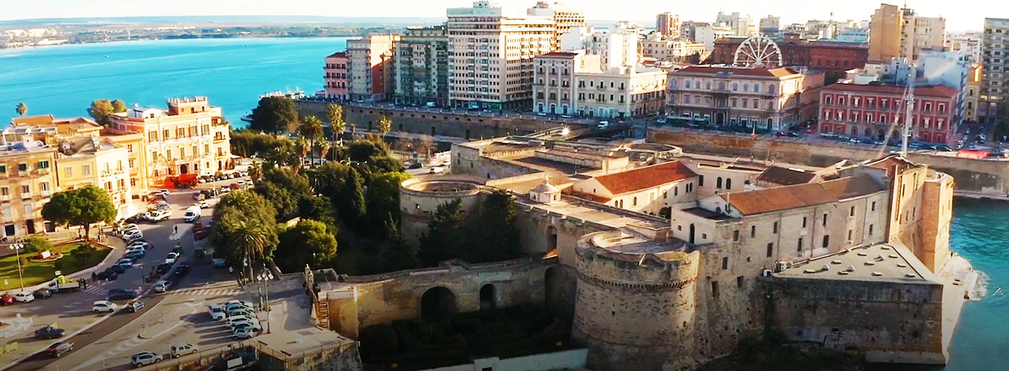 Taranto: Xenofobia