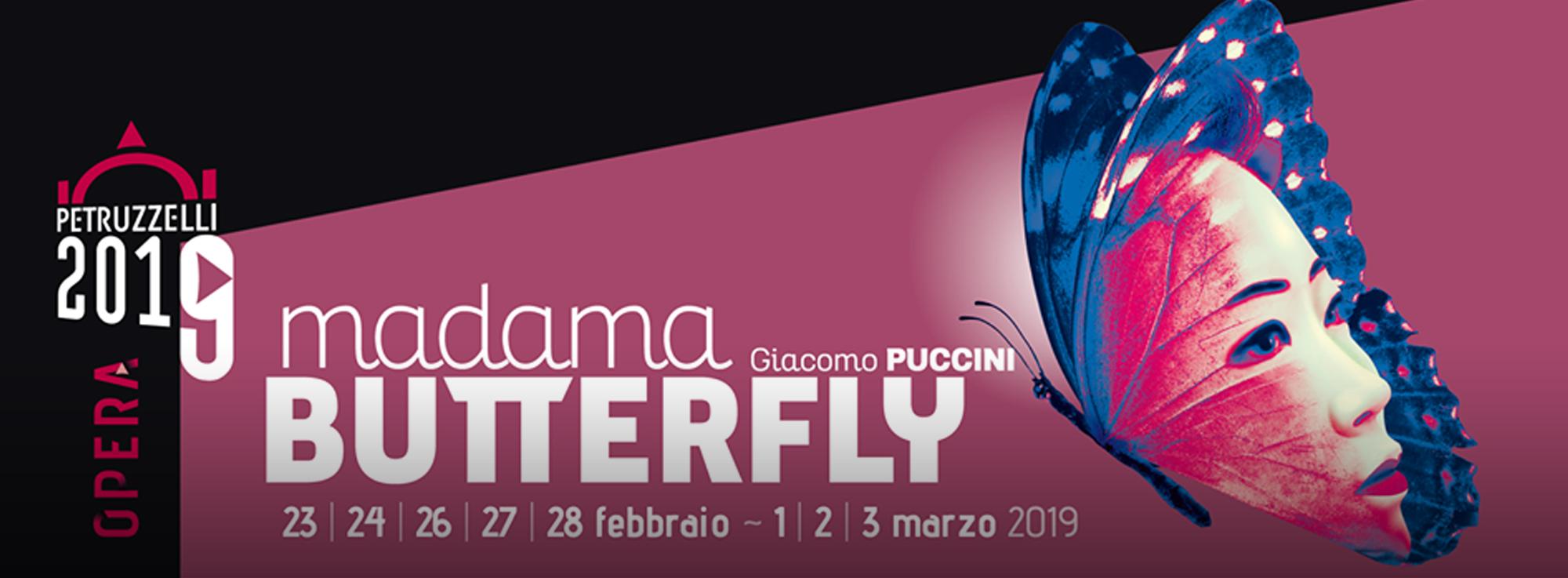Bari: Madama Butterfly