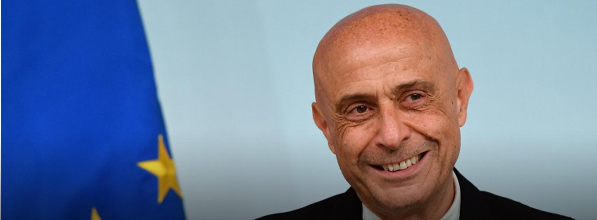 Bari: Marco Minniti presenta Sicurezza è libertà