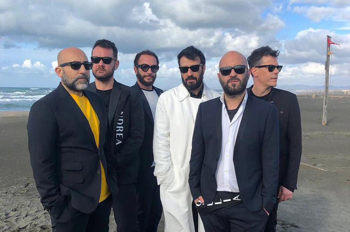 Amore Che Torni Tour Indoor 2019