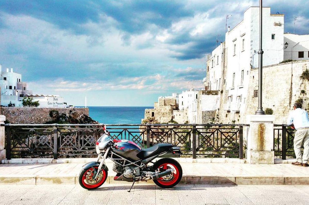 Puglia in moto, 3 tour imperdibili da fare su due ruote