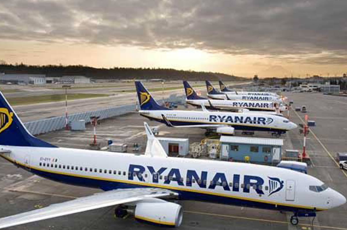 Ryanair, annunciate tutte le nuove rotte pugliesi
