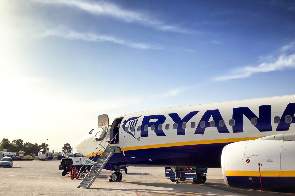 Ryanair, due nuove rotte da Milano per Bari e Brindisi