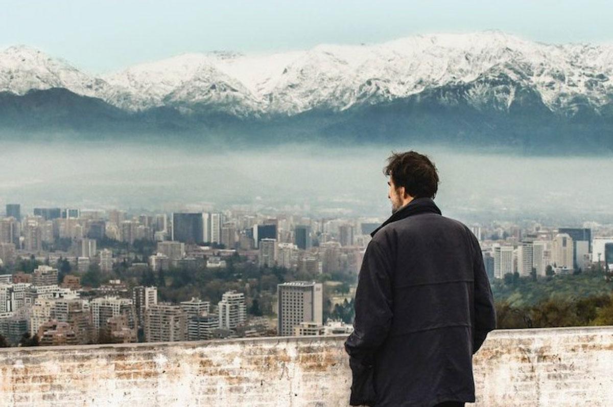 Nanni Moretti presenta Santiago, Italia