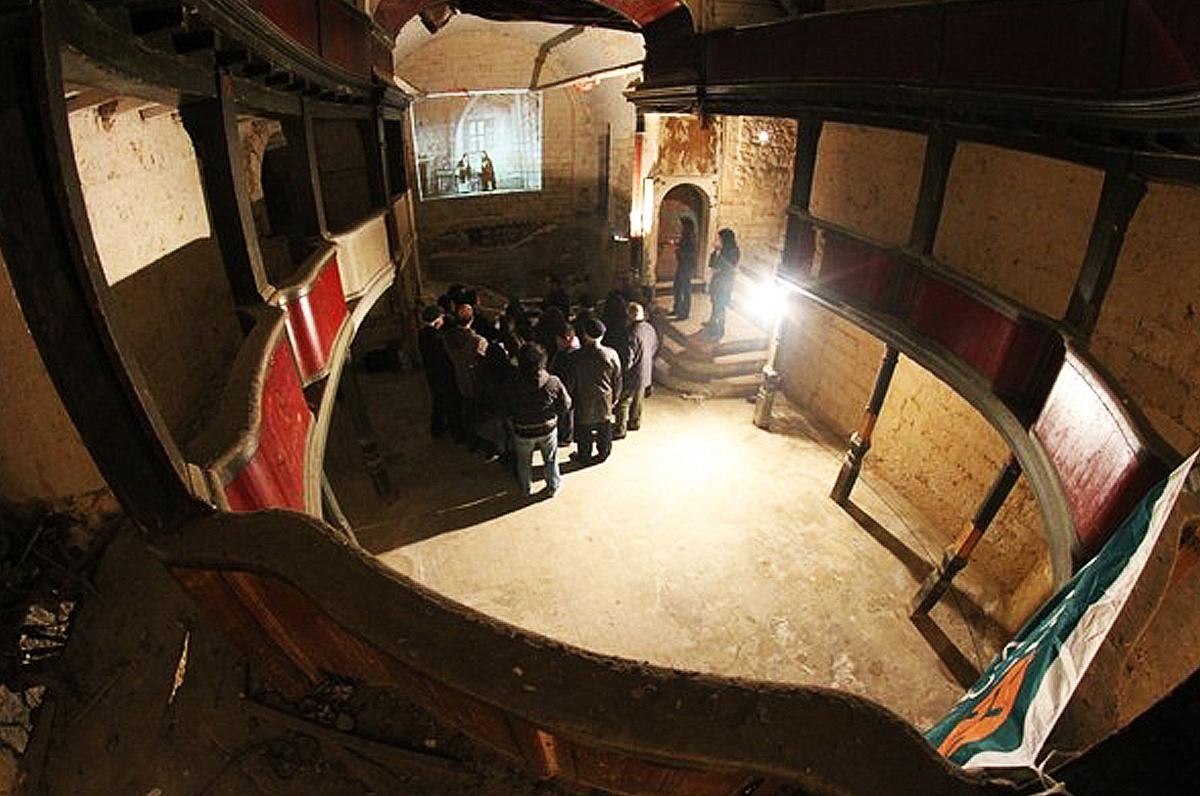 Il teatro più piccolo d'Europa di Noicattaro, storia e struttura